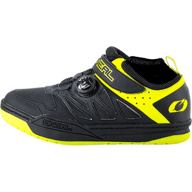 O'Neal Session SPD Shoes Herre neon yellow
